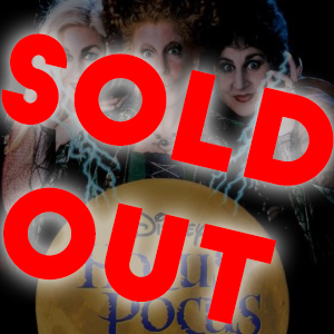 Hocus Pocus – Drive-In Movie – SOLD OUT
