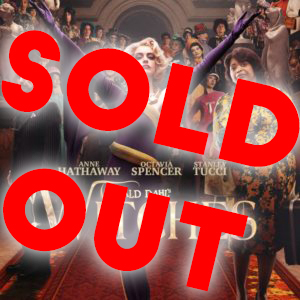 The Witches (2020) – Drive-In Movie – SOLD OUT